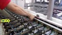 和西汉尼赛Hanasert立式插件机HS-520C生产测试视频(二)20151030