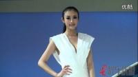 机车联盟-上海车展:大众展台的美女车模