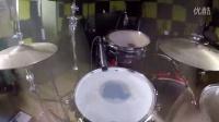 国造【第一人称架子鼓】Paramore-Misery Business [Acoustic Version]Drum Cove