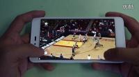 107(大型游戏卡不卡)坚果手机试玩NBA2K15