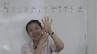 標準日本語 初級第2課