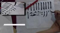 03 基本笔画教学之撇画的写法