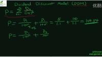 股息贴现模型(DDM)
