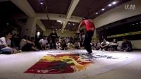 """桂林地大舞博""""南争北战""""街舞挑战赛海选视频4"""