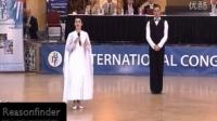 国标舞《优雅与美丽》安.歌莉芙在黑池的演讲(中文配音reasonfinder)