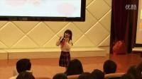 爽乐坊小童星受邀献唱《美德少年》启动仪式