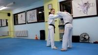 跆拳道防身技术