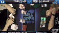 SCGDFW - Modern - Round 2b - Turin Muhler vs Derek Blanchard