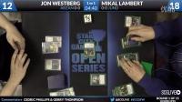 SCGDFW - Modern - Round 1b - Jon Westberg vs Mikal Lambert
