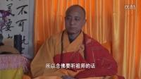 昌义法师2010年精进念佛七(五七第七天)