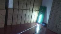 健身发电带10路灯和LED灯带试验