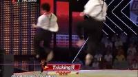 【Grass】郑州小草跆拳道-2011广东卫视功夫达人五强突围赛TV版(李少军、于洋参加)