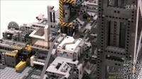 LEGO Automatic Crane Loader for GBC Train
