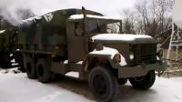 M35A2 卡车 冷启动