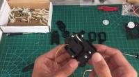 2.左臂组装第二部分 Ai.Frame 自拼裝人形机器人 阿波罗 AIF-44-0 视频组装教程