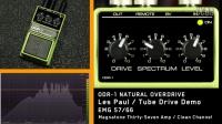 Nobels ODR-1 Overdrive Guitar pedal demo