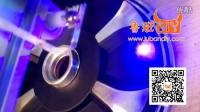 雕刻车轮铝合金(有漆)-鲁班DIY激光雕刻机雕刻效果