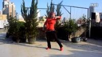 广州美丽依旧舞蹈课堂动感健身操之一正面分解演示