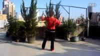 广州美丽依旧舞蹈课堂动感健身操之一背面分解演示