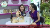世博威2015第十九届健博会上采访颜昔商贸纤丽菓酵素