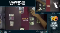 GP Seattle Round 1 - Cedric Phillips (Reanimator) vs. Robert Brews (UW Stax)