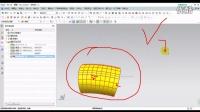 SolidWorks2014第七讲:曲面的基础知识及模型形成介绍(ftc空白制作)