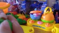 切切看玩具视频 亲子儿童玩具切切看切水果 超级飞侠 冰雪奇缘电影中文版陪伴我们