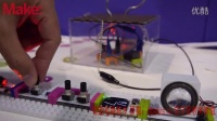 The littleBits Analog Arcade Machine