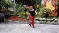 广州美丽依旧舞蹈课堂动感健身操之一正面演示
