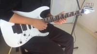 全面电吉他教程66技巧点弦和泛音