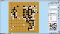 【两翼张开】李老师少儿围棋复盘第21集 入门/围棋对战培训