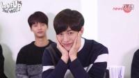 [LightUpCN中字]151122 VIXX特级fan service 弘彬&LEO的男友附身show