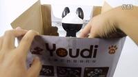 【NEXT自频道】能听懂人话的机器狗 开箱试玩 我的宠物狗尤迪youdi 鳕鱼乐园