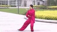 吴阿敏24式简化太极拳全套视频