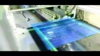 超平稳的环形导轨液晶屏覆膜生产线