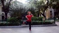 广州美丽依旧舞蹈课堂流行经典之八正面演示