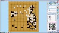 【围空的方法】李老师少儿围棋复盘第23集 入门/围棋对战培训