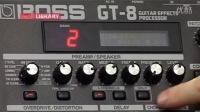 roland gt-8 电吉他 效果器 使用说明 lick library 音色试听 1