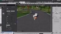 视频速报:iClone動畫教學 11 物理模擬-www.nbitc.com,慧之家