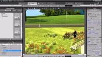 视频速报:iClone4教學範例 1 09 導演模式控制-www.nbitc.com,慧之家