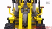 LEGO Technic Volvo L350F Wheel Loader 42030 review! Full RC cont