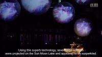 台达视讯整合 光耀台中公园日月湖