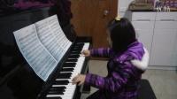 庆翻身-冷文雅钢琴
