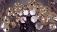 Soultone Cymbals 2014 Latin Demo Video