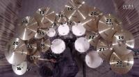 Soultone Cymbals 2014 Vintage Demo Video