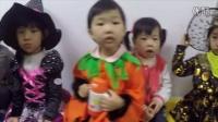 西陵小一万圣节活动 151101