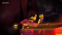 Garmadon's Shadow = Scary! Lego City
