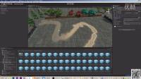 unity场景搭建导入游戏引擎开发第一课:游戏场景搭建