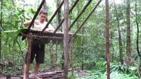 【原始技术】教你搭建专属自己的柴房 @柚子木字幕组