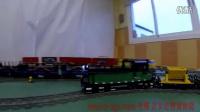 LEGO 9V 10219 MAERSK RUNNING RAILROAD CRS LEGO SHOW LED ARDUINO